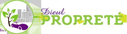 DIEUL PROPRETE
